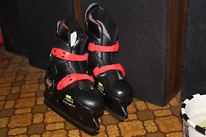 Child's Ice Skates - Cars Theme - Size 3-6