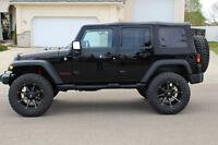 REDUCED! 2008 Jeep Wrangler Rubicon