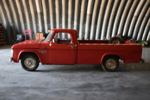 1967 Dodge Fargo (Includes 2 parts trucks)