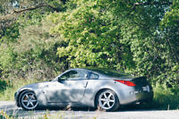 2003 Nissan 350Z Coupe (2 door) - Supercharged