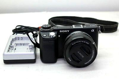 Sony Alpha NEX-6 16.1MP Body and 16-50mm Len