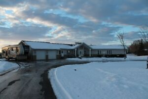 Beautiful acreage home for sale in North east Edmonton on 3 acre