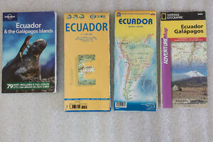 Ecuador Travel Guide and Maps