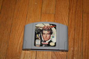 Golden eye nintendo 64