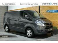 2016 Ford Transit Custom 2.2 TDCi 290 Limited L1 H1 5dr *NO VAT* Panel Van Diese