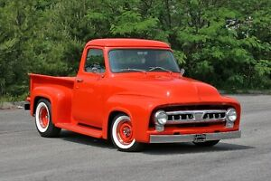 1953-1956 F-100 and Mercury M100 truck parts