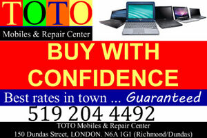 Used laptops replacement lcd laptop repair in London