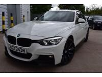 2015 16 BMW 3 SERIES 3.0 335D XDRIVE M SPORT 4D AUTO-1 OWNER-M PERFORMANCE KIT-B