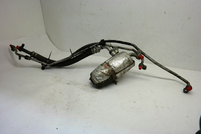 2003-2009 Hummer H2 OEM AC Accumulator Drier and Pressure Hose Line