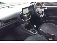 2018 Ford Fiesta 1.0 EcoBoost Zetec Navigation 3dr Manual Hatchback Petrol Manua