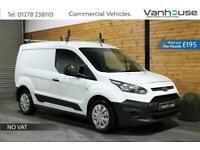 2014 Ford Transit Connect 1.6 TDCi 220 L1 4dr *NO VAT* Panel Van Diesel Manual