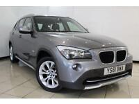 2012 61 BMW X1 2.0 4X4 XDRIVE 20D SE 5DR 174 BHP DIESEL