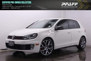 2013 Volkswagen Golf GTI 5-Dr Wolfsburg Edition 2.0T DSG at w/ T