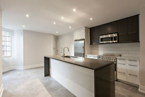 Luxurious apartment located in Westmount