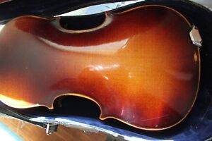 1920's-30's VIOLIN 1/2 Size, CASE, BOW (VIEW OTHER ADS) Kitchener / Waterloo Kitchener Area image 2