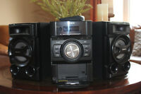 Sony 100w Sound System with iPod/iPhone4 Dock