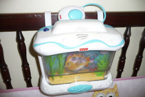 Fisher Price Aquarium Crib Toy