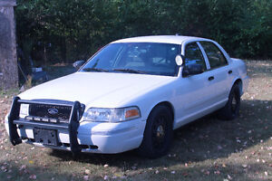 2010  Ex-Police Car Fully Load !!   Certified & E-Tested