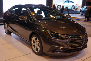 2015 Chevrolet Cruze Sedan Diesel with sunroof