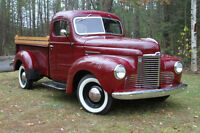 LOOKING FOR INTERNATIONAL HARVESTOR PICKUP TRUCK