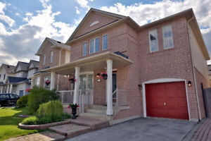 Sun Filled, Open Concept,  4 Bed Room, Detached House for lease.