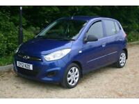 Only done 41268 Miles HYUNDAI I10 CATS CLASSIC with FULL SERVICE HISTORY
