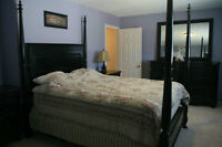 Brampton very large  furnished room for rent in new home