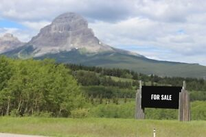 Drive In Commercial Land with Highway access and Mountain Views