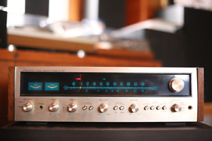 Pioneer sx727 stereo receiver