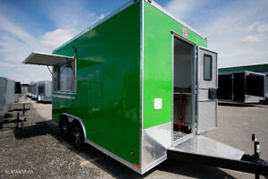 Be your own boss - Own a Food Trailer!