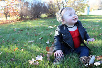 Inexpensive Outdoor Fall and Winter Portrait Sessions