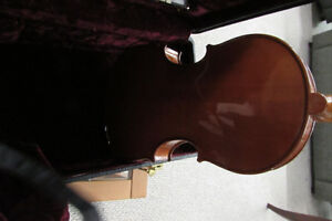 Viola full size with case and bows Windsor Region Ontario image 3