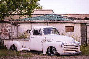 1953 1434 truck, , airride, Full custom BE SERIOUS PLEASE