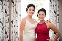 Alfred angelo bridesmaid dresses size 4