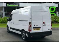 2020 Vauxhall Movano Movano 2.3 Cdti 135 L2 H2 FWD Van 3.5t Medium Roof Van Dies
