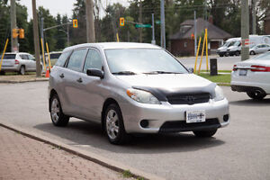 2004 Toyota Matrix - Safetied - $0 Down Financing available!