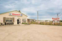 2239 ROUTE 475 SAINT-EDOUARD-DE-KENT! GREAT BUSINESS OPPORTUNITY