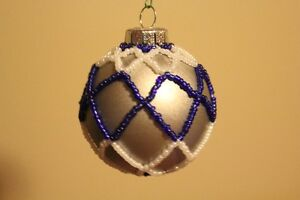home made tree ornaments