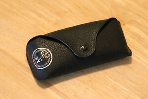 Ray Ban sunglasses case, never used.