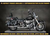 2006 55 HARLEY-DAVIDSON SOFTAIL 1450 FLSTCI HERITAGE 0% DEPOSIT FINANCE AVAILABL
