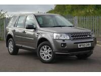 Land Rover Freelander TD4 Xs DIESEL MANUAL 2010/60