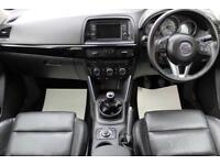 2013 63 MAZDA CX-5 2.2 D SE-L LUX NAV 5D 148 BHP DIESEL