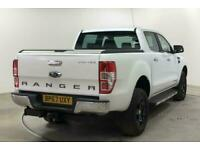 2018 FORD RANGER TDCI 160 LIMITED 4X4 DOUBLE CAB WITH ROLL'N'LOCK TOP (15129) P
