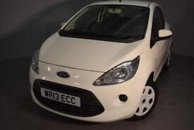 2013 FORD KA EDGE HATCHBACK PETROL