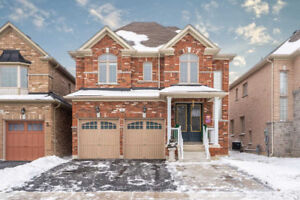 A Detached with Five Star look@Castlemore/Hwy50,L6P3S9