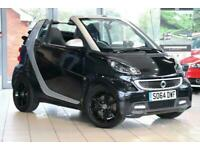 2014 64 SMART FORTWO CABRIO 1.0 GRANDSTYLE EDITION 2D 84 BHP PETROL AUTOMATIC