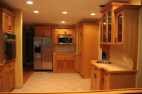 WILLING TO TRADE CUSTOM CABINET WORK FOR CAMPER TRAILER