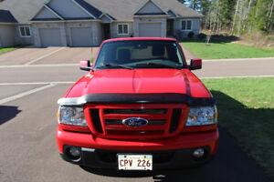 2011 Ford Ranger Sport 4 X 2 Supercab