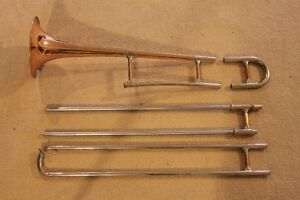 "Bb TROMBONE made in USA by Olds, model R15 "" Recording "" London Ontario image 4"