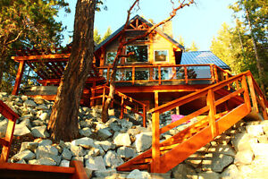 Sproat Lake Dream Home
